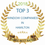 Arcana Windows is one of the Three Best Window Companies in Hamilton in 2018