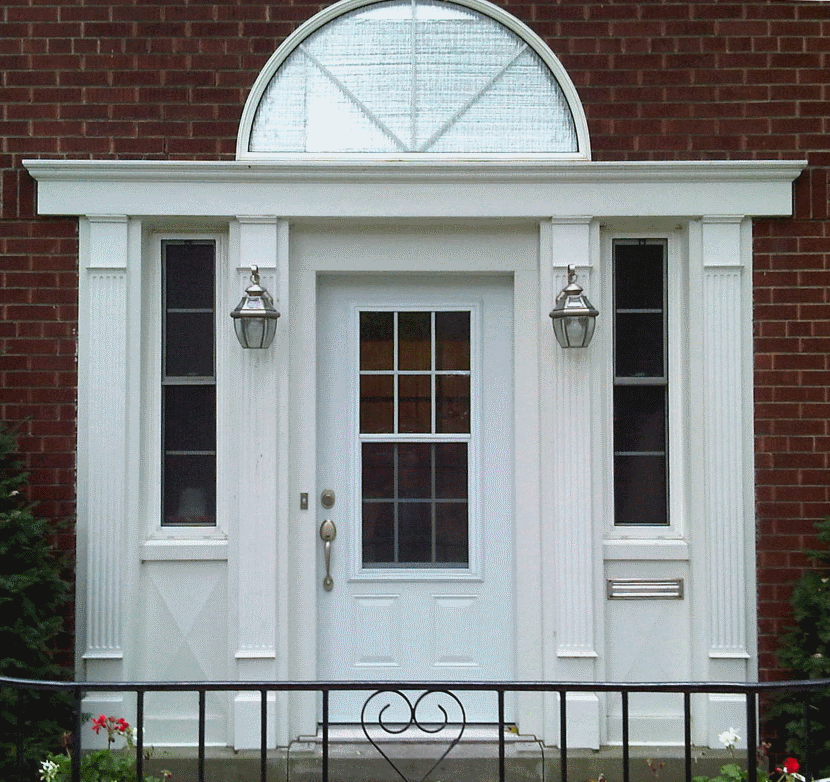 door with sidelites and transom_830