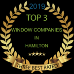 Arcana Windows Continues to Be One of the Three Best Window Companies in Hamilton in 2019