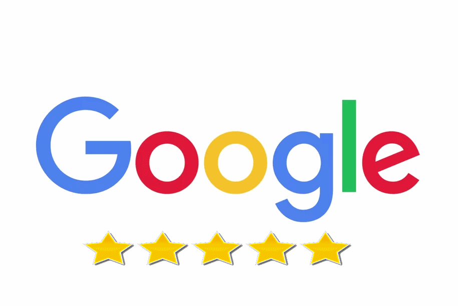 Google My Business 5 stars